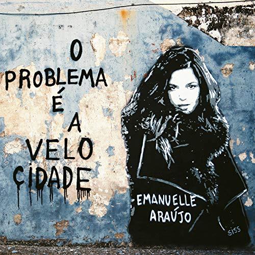 Emanuelle Araújo, LP O Problema É A Velocidade [Disco de Vinil]
