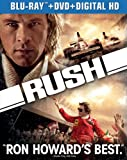 Rush (Blu-ray + DVD + Digital HD UltraViolet)