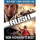 Rush (Blu-ray + DVD + Digital HD UltraViolet)