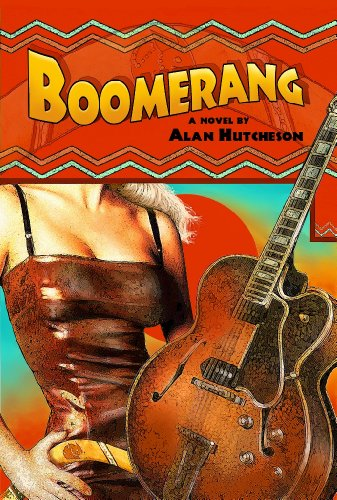 Boomerang by [Hutcheson, Alan]