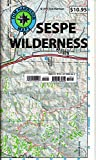 Sespe Wilderness Trail Map (Tom Harrison Maps)
