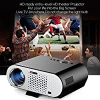 Newpal 3200 Lumens LED Projector With Android Bluetooth WIFI 1280800P Miracast AC3 Mini Beamer Proyector