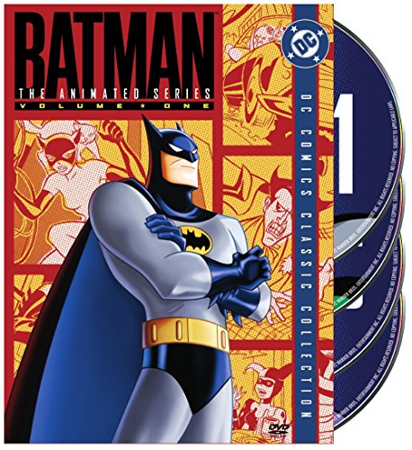 Batman: The Animated Series Vol. 1 (Repackaged/DVD)