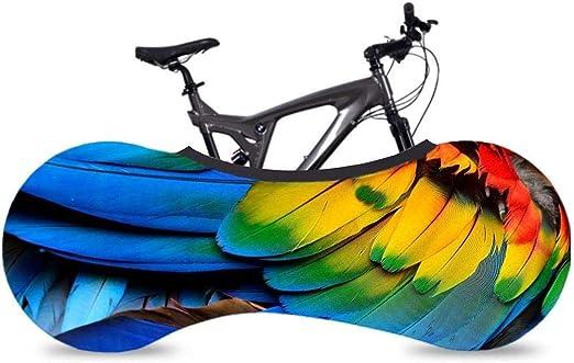 JUZZQ Funda Bicicleta, Decorativas Funda Bici para Interiores para ...