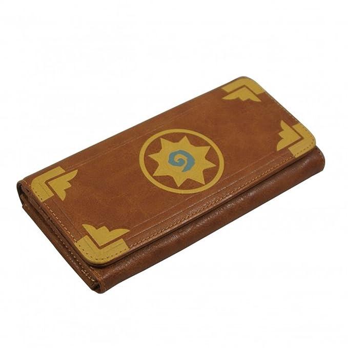 Hearthstone Heroes of Warcraft Women's Card Back Wallet