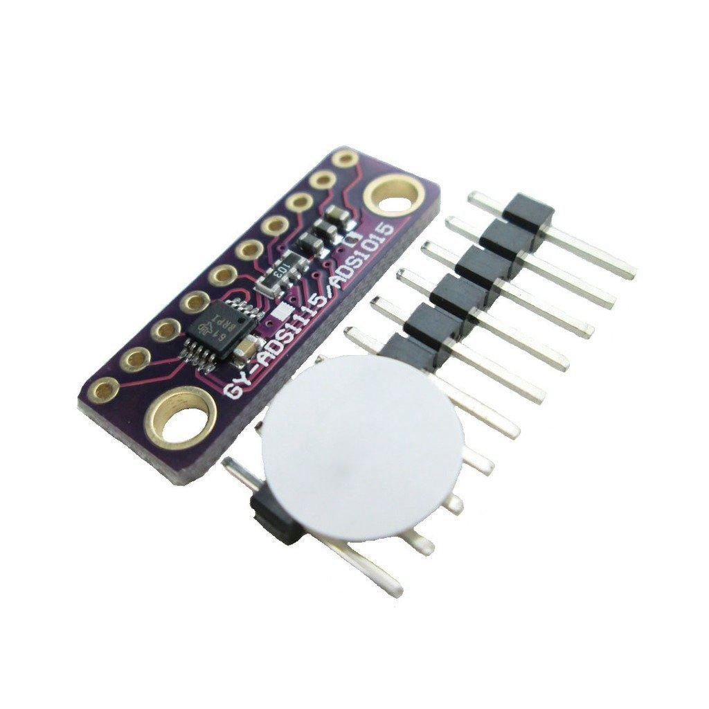 TOOGOO(R) ADS1015 12 Bit Analog to Digital Development Board ADC Converter for Arduino