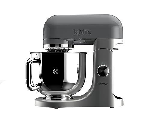 667 opinioni per Kenwood Linea kMix KMX50GY Kitchen Machine con Ciotola in Acciaio, Grigio