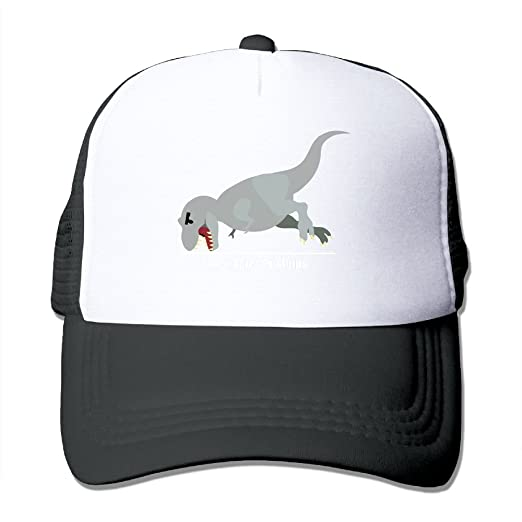 FeiTian T-Rex Dinosaurs Low Profile Baseball Caps For Kids Durability Great  For Activities Hiking Polo Style Hat at Amazon Men s Clothing store  52550ed01079