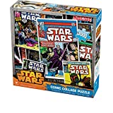 Star Wars Comic Collage Jigsaw Puzzle (1000 Piece)