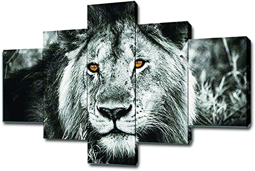 HD Printed Oil Painting Wall Decor Art on Canvas Chicago Bears 24x24inch