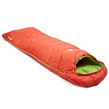 Eurohike Adventurer 200C Saco de Dormir Tiendas Camping Dormir Bolsas de Dormir Rojo, Rojo, Talla Única: Amazon.es: Deportes y aire libre