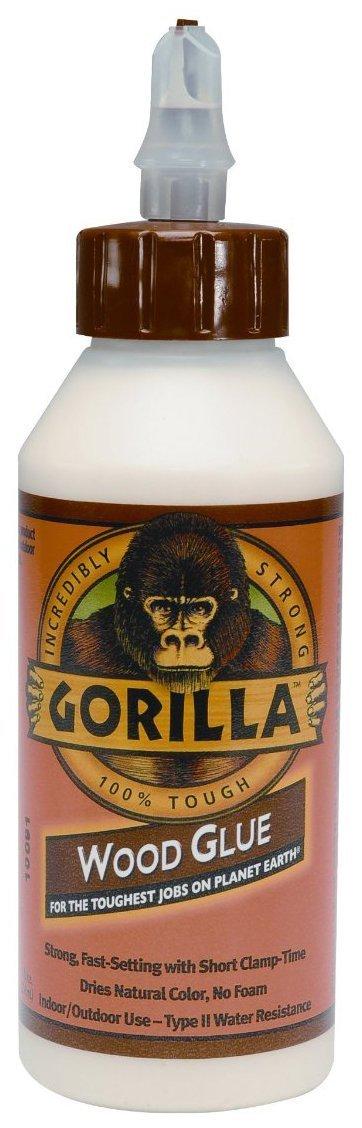 Gorilla 236 ml Wood Glue (1) Gorilla Glue