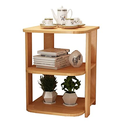 Amazon.com: Bedside table XIAODONG End Table Sofa Side Table ...