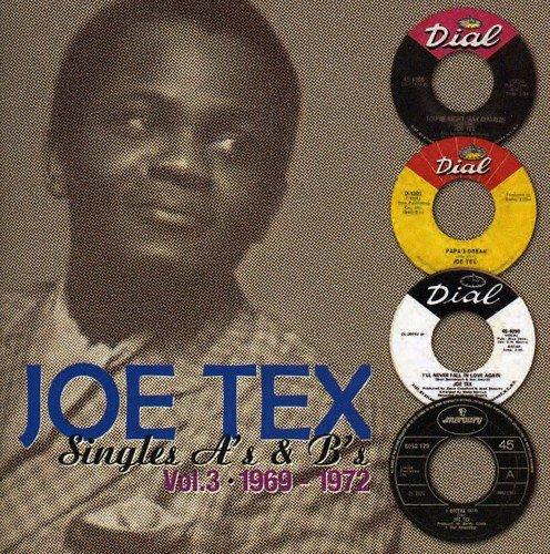 (Singles A'S & B'S Vol.3: 1969-1972 /  Joe Tex)