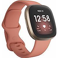 Fitbit Smartwatch Versa 3 - Rosa/Aluminio Dorado