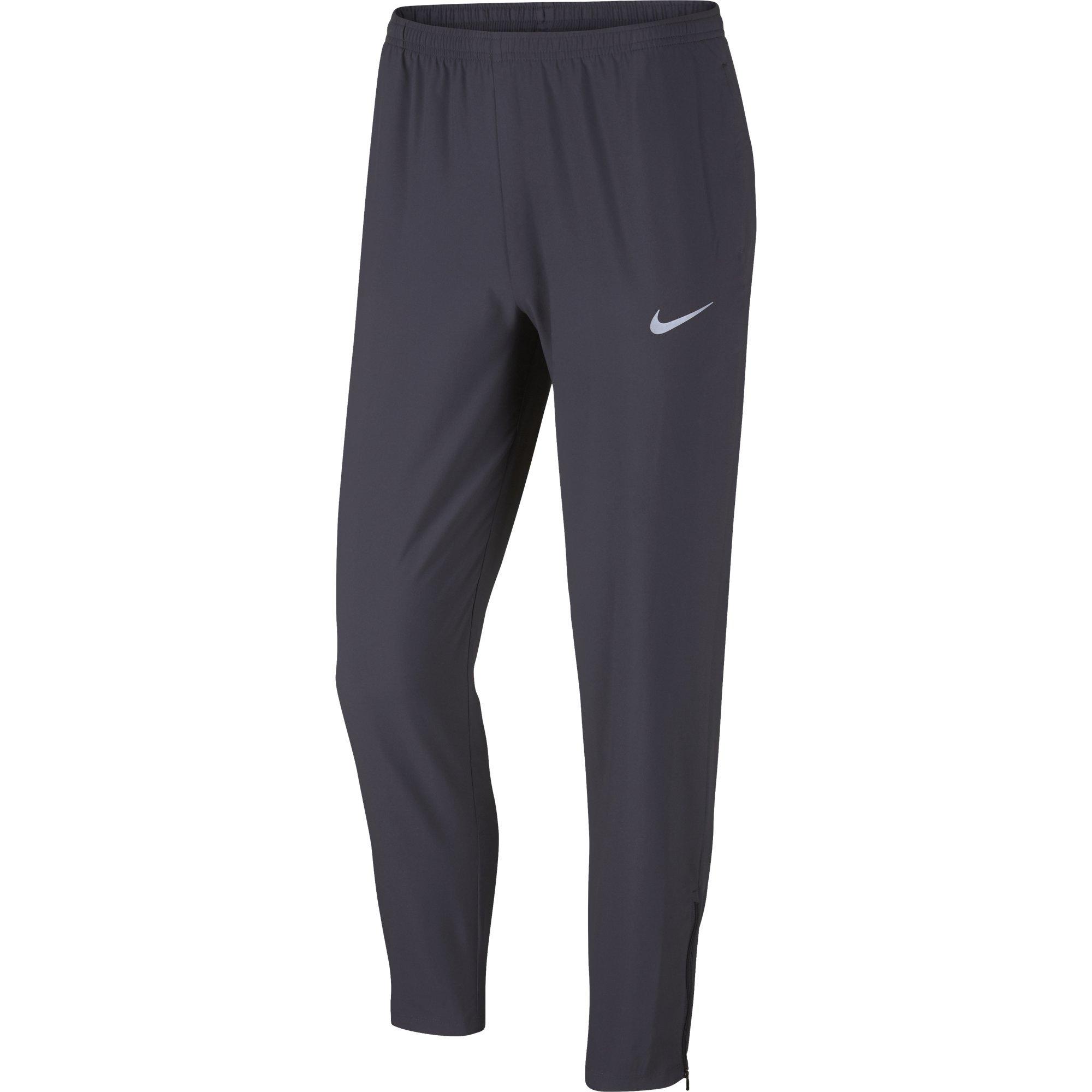 NIKE Men's Running Pants, Gridiron/Gridiron, Medium by Nike