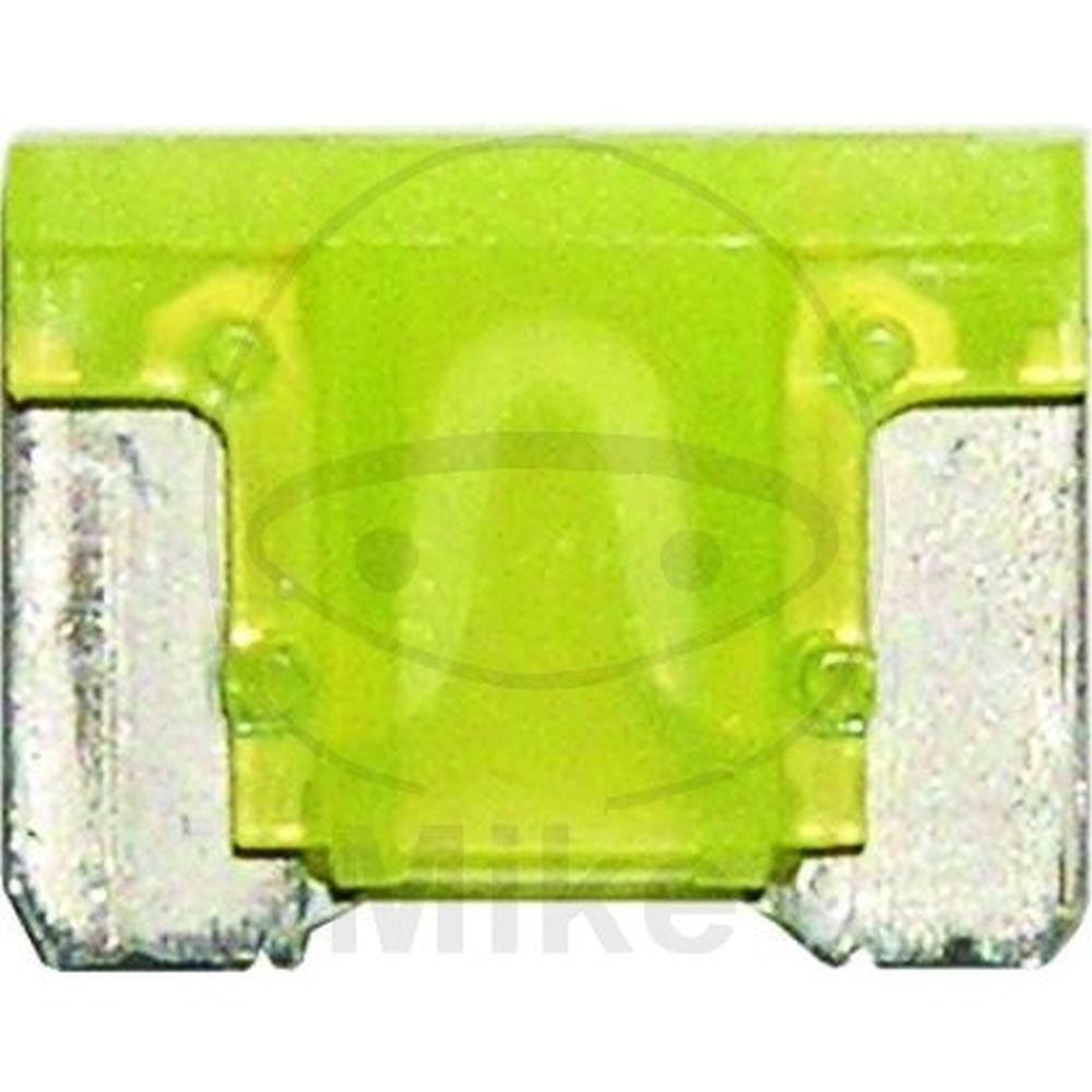 Mini-sicherung 20 A 2er Blister Low Profile Gelb DRESSELHAUS