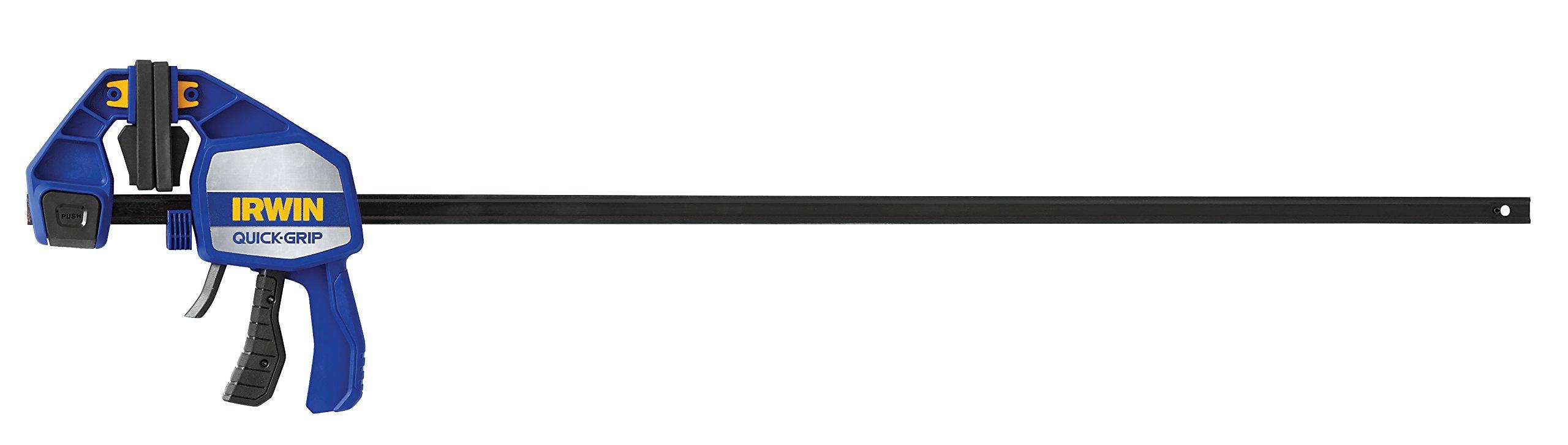 IRWINQUICK-GRIPOne-Handed Bar Clamp, Heavy-Duty, 36'', 1964715