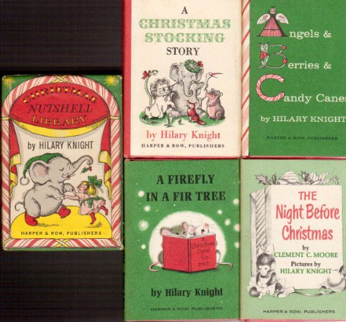 Christmas Nutshell Library by Harper and Row Publishers