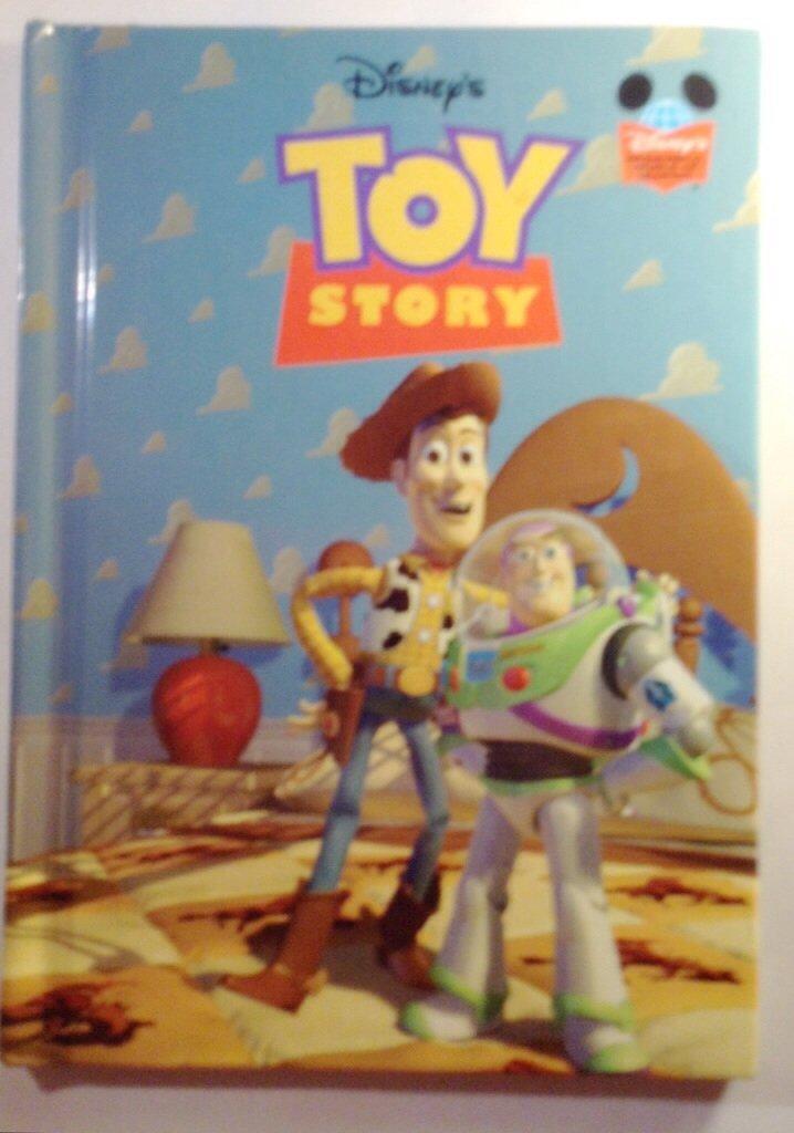 Amazon Com Toy Story Disney S Wonderful World Of Reading