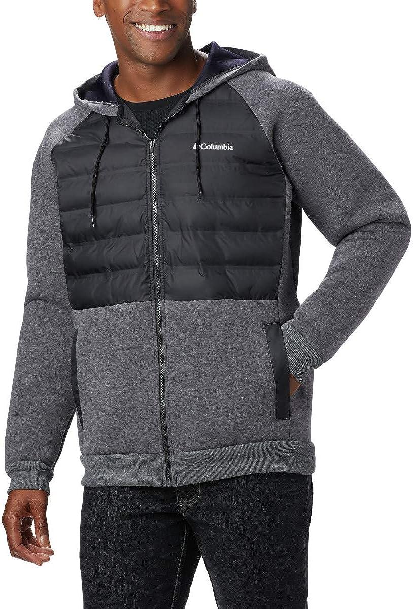 Columbia Men's Northern Comfort II Hoodie, Waterproof and Breathable