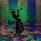 Jazz Trumpet Player Standee Cutout Prop