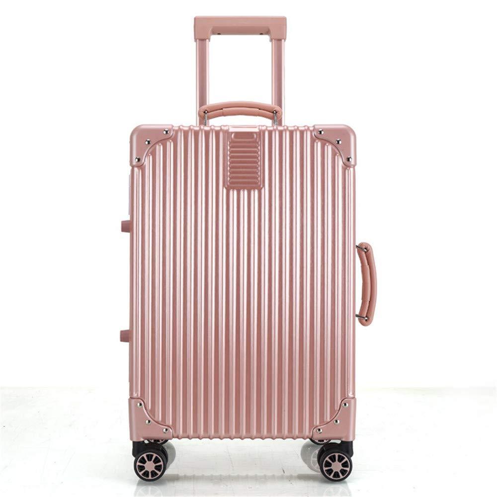 人および女性のための優れた回転全色PCの引き棒箱のスーツケース20インチ 耐摩耗輸送ボックス B07RV6YTJN