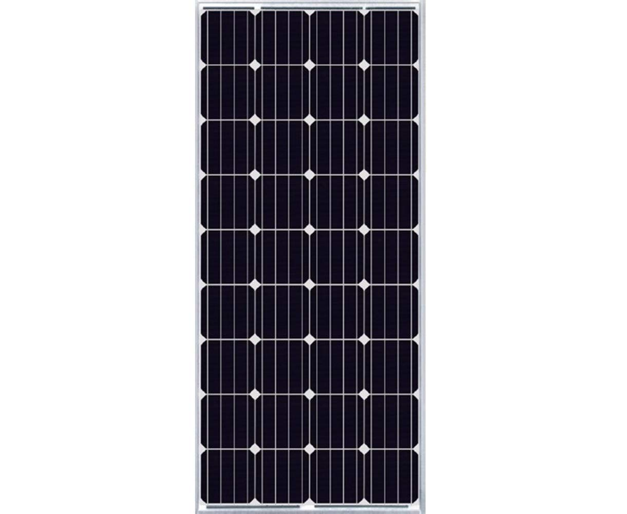 Solarvention 180 Watt 12 Volt Monocrystalline Solar Panel