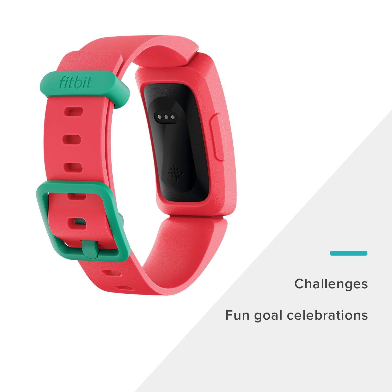 bee0b4003f23 Fitbit Ace 2-Monitores, Pulsera de Actividad para niños con ...