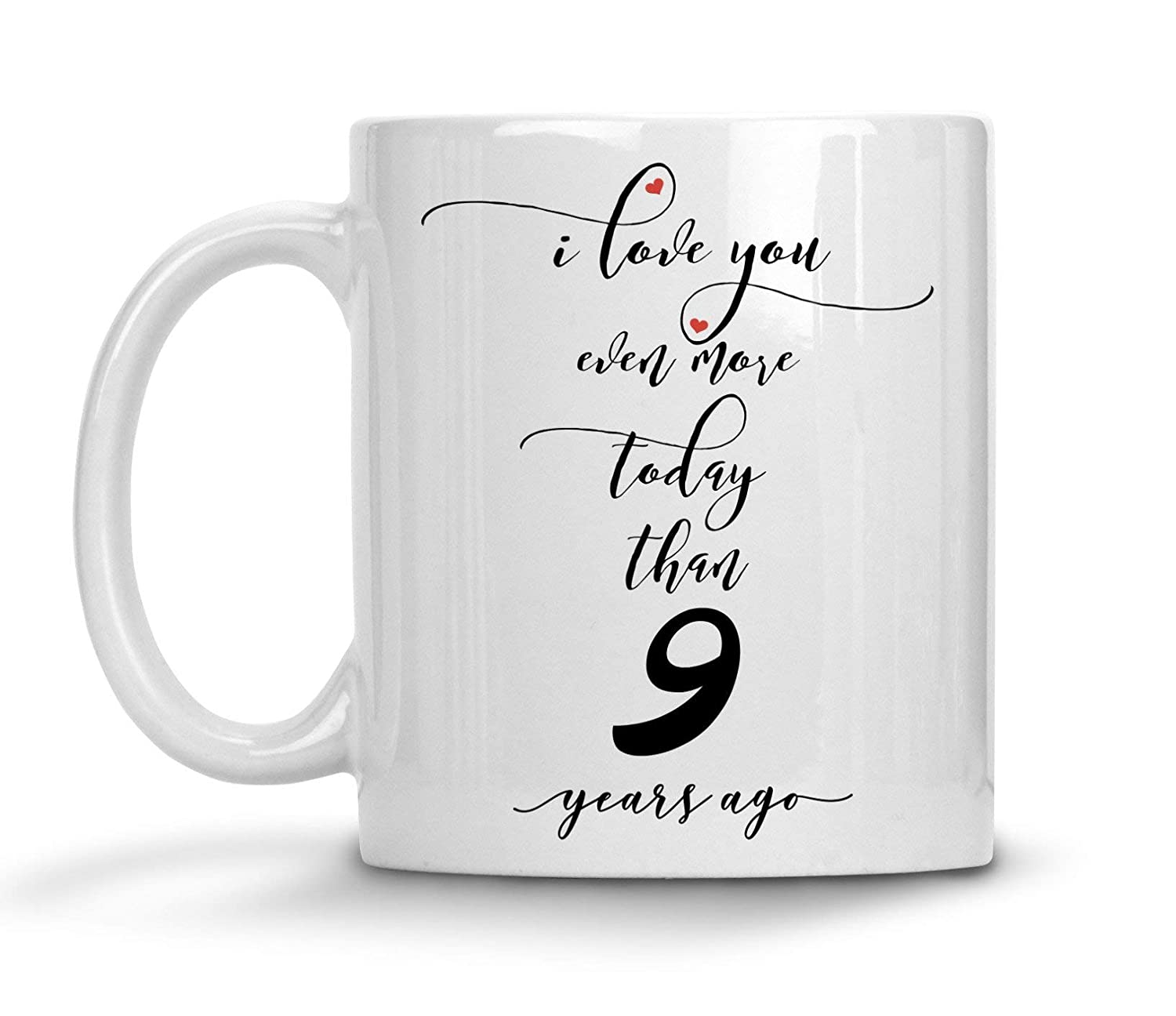 9th Wedding Anniversary Gift.Timug 9th Wedding Anniversary Gift For Him Personalized