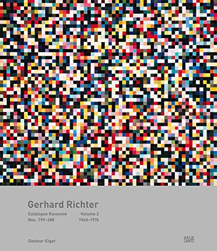 Gerhard Richter: Catalogue Raisonné, Volume 2: Nos. 199-388, 1968-1976