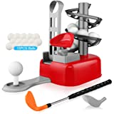 Blasland Kids Golf Toys Set - Outdoor Lawn Sport Toy, Training Golf Balls & Clubs Equipment, Indoor Exercise, Outside Yard Ac