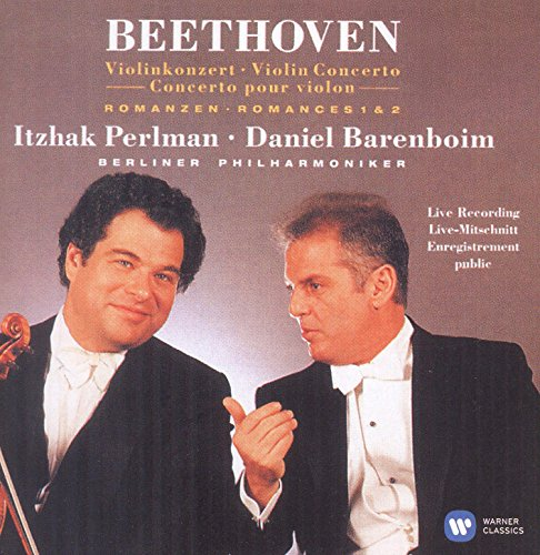 - Beethoven: Violin Concerto; Romances