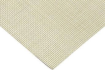 Brass Woven Mesh Sheet