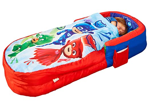PEGANE - Cama Hinchable para niños con Bolsa de Dormir ...