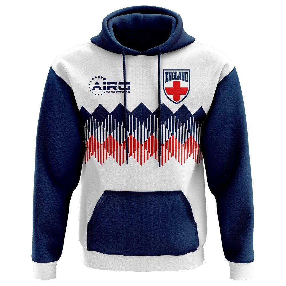 Airo Sportswear 2018-2019 England Home Concept Football Hoody