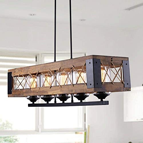 Modern Vintage Chandelier Lighting Pendant Lamp