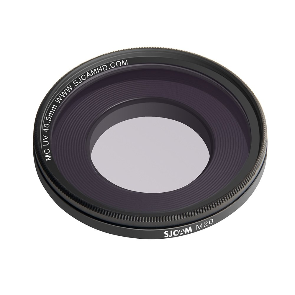 SJCAM Accessories UV Filter For M20 4K Action Camera- 40.5mm Multi- Coated Protector Filter by SJCAM