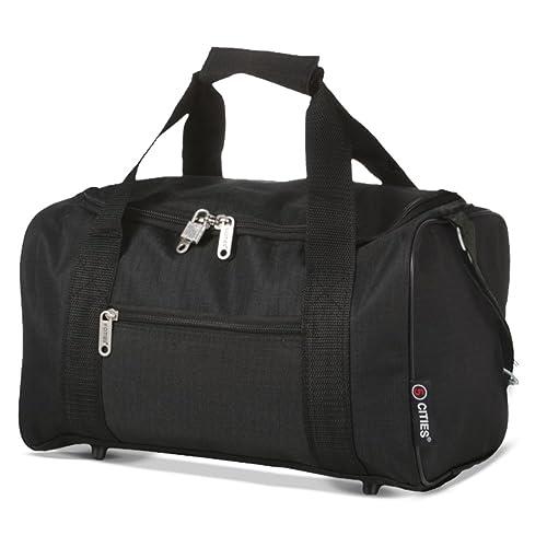 5 Cities 35x20x20cm Ryanair Maximum Sized Small Bag Cabin Luggage, 14L