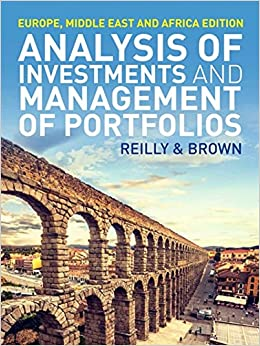 Book Analysis of Investments and Management of Portfolios