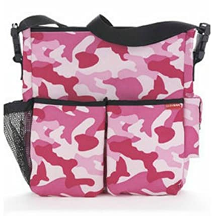 Skip Hop Duo camuflaje, color rosa: Amazon.es: Bebé