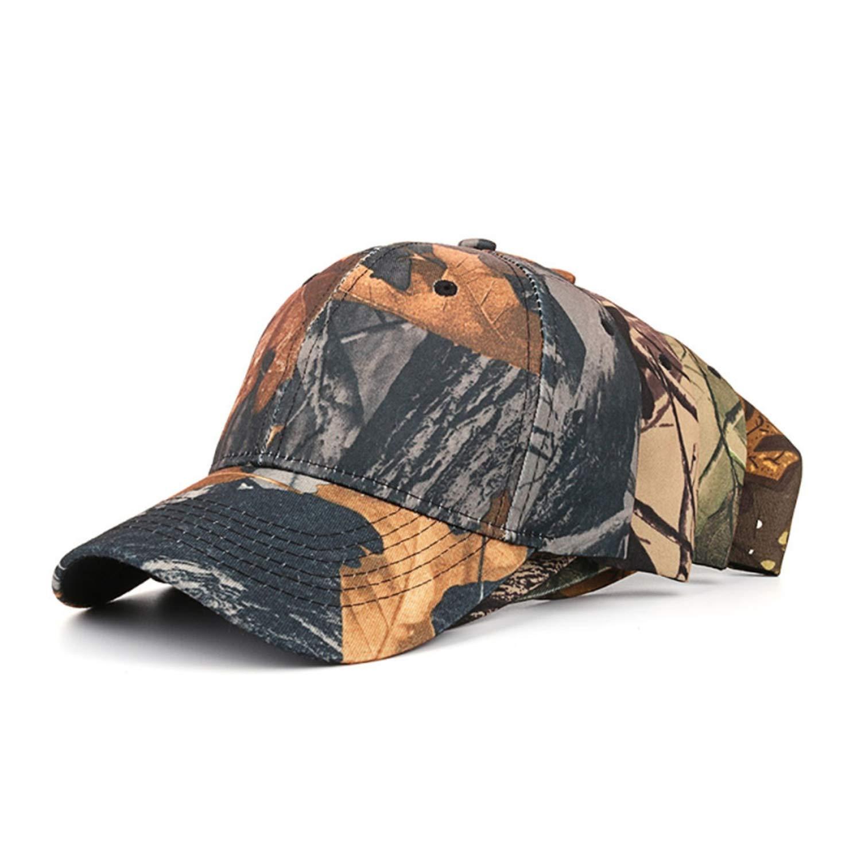 Ron Kite Women Men Casual Tactical Outdoor Camouflage Sports Cap Baseball Cap Hat