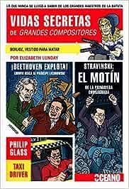 Vidas secretas grandes compositores (Esoterismo): Amazon.es ...