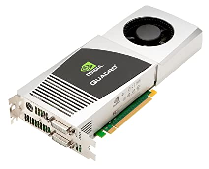 NVIDIA Quadro FX 4800 for Mac by PNY 1 5GB GDDR3 PCI Express Gen 2 x16  DVI-I DL, DisplayPort and Stereo OpenGL, DirectX (Boot Camp), CUDA, and  OpenCL