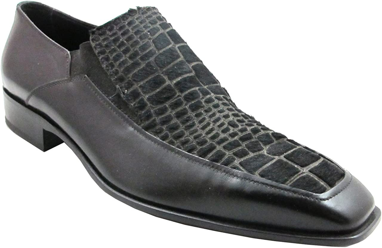 pony leather shoes