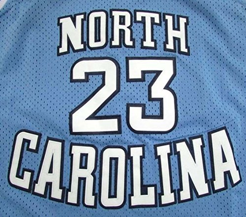 e1cb6e3c7b69 Jersey  23 North Carolina Men s Basketball Jersey Todo Esta Super