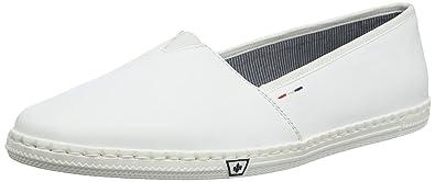Rieker Damen M2770 81 Hohe Sneaker, Weiß (Weiss 81), 42 EU