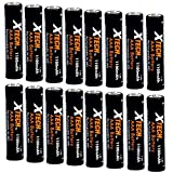 Xtech AAA Ultra High-Capacity 1100mah Ni-MH Rechargeable Batteries (16 pack)