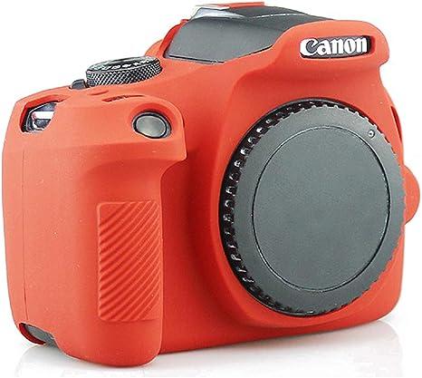 Funda Protectora de Silicona Suave para cámara de Fotos Compatible ...