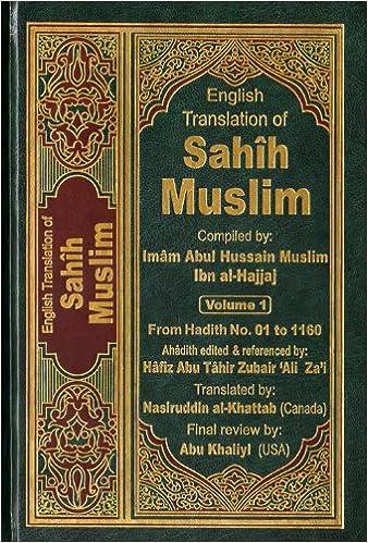 Muslim Sharif Hadis Book